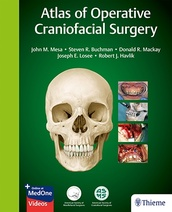 Atlas of Operative Craniofacial Surgery, 1st Edition
