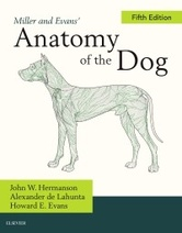 Miller and Evans' Anatomy of the Dog, 5th Edition
