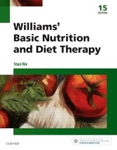 Williams' Basic Nutrition & Diet Therapy, 15th Edition